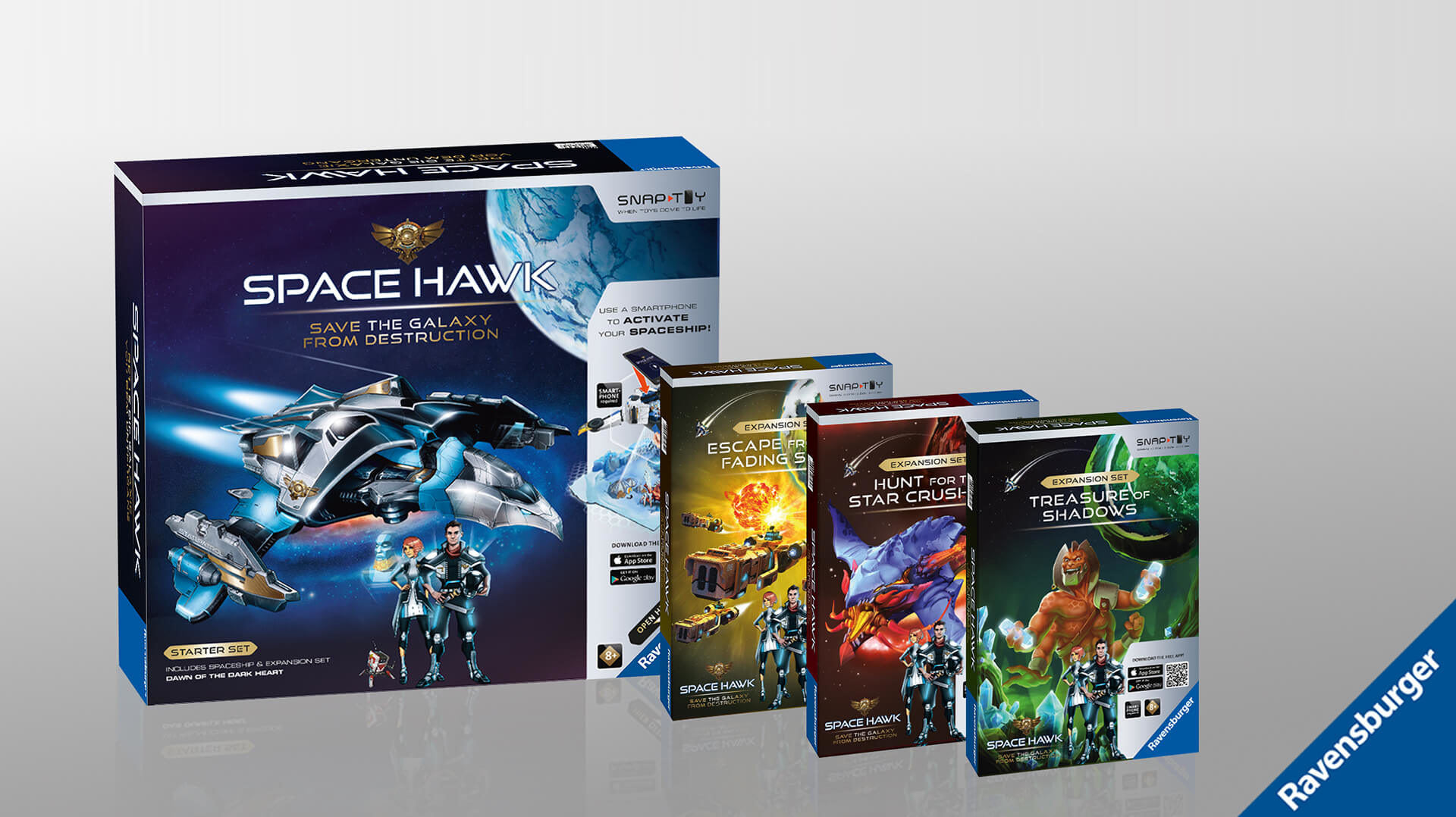 Ravensburger Space Hawk