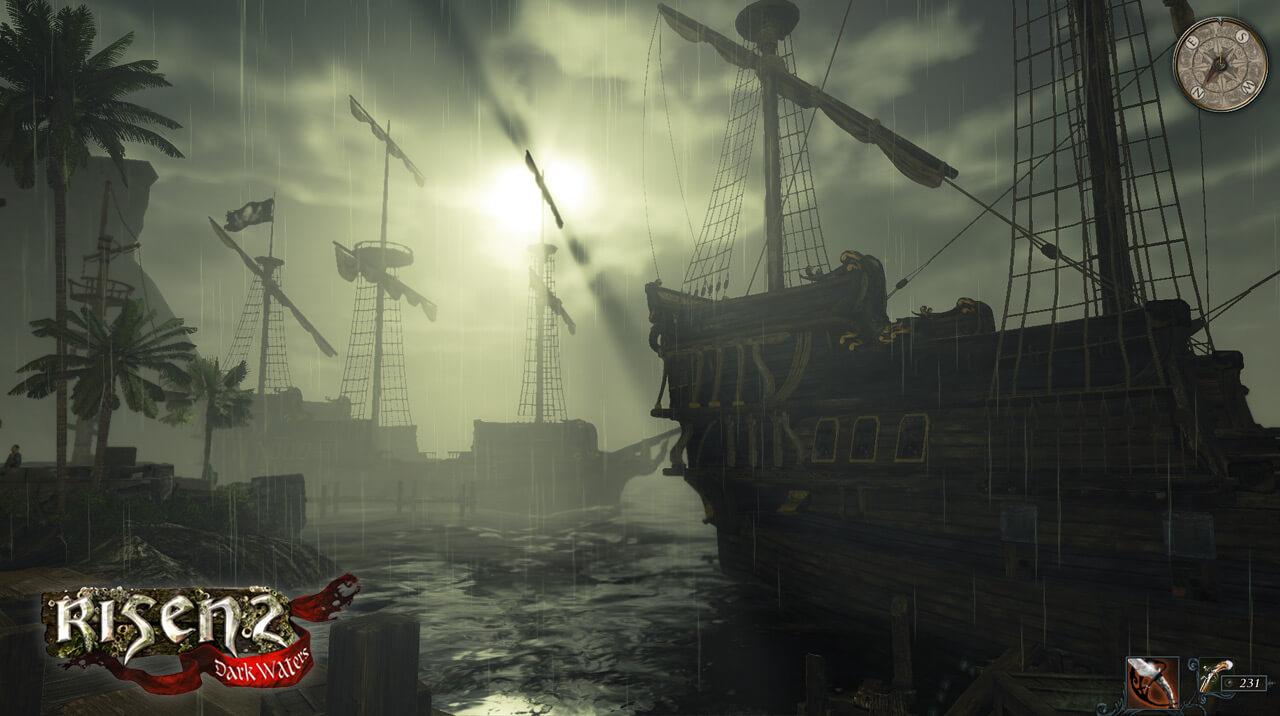 Risen 2 – Dark Waters